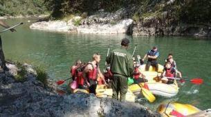 Akcija u kanjonu: Da Tara opet zablista