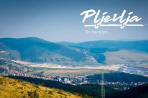 Promo video of Pljevlja in summer in Montenegro, 2019.