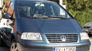 PRODAJE SE putničko vozilo Volkswagen – Sharan