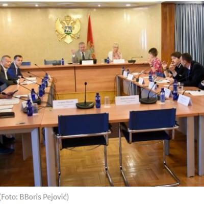 Odbili da se saslušaju Stanković i Katnić, DF napustio sjednicu Odbora