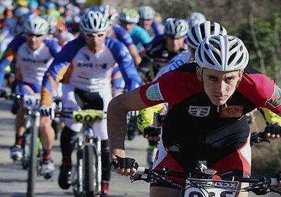 Goran Cerović postao prvi stranac koji se popeo na pobjednički podijum na Berlinskoj Ciklo Kros trci