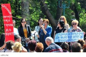 """Novi PROTEST majki u utorak – """"Hoćemo naše stečeno PRAVO"""""""