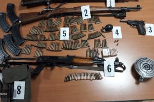 Podnijete 322 krivične prijave zbog nedozvoljenog držanja oružja