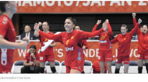 Crna Gora u posljednjoj sekundi izgubila od Španije, u drugu fazu sa dva boda