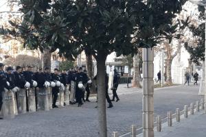 Savjet za građansku kontrolu: Nije bilo nezakonitosti u postupanju policije