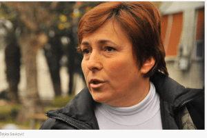 Savković skrajnuta iz stranke, finansije u rukama Vučinića