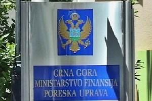 Promjene u filijali Poreske uprave u Pljevljima