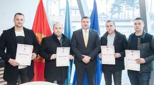 Bjelopoljci nagrađeni jer su spasili život sugrađaninu
