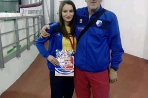Amina Suljević obara rekorde u atletici