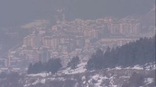Vazduh zagađen u Pljevljima, BP i Nikšiću