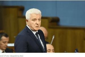 Marković: U Beogradu se desio necivilizacijski atak na Ambasadu Crne Gore, zaprepašćujući je odnos vlasti Srbije