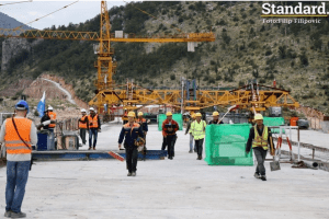 Unaprijed je planirano da 800 kineskih radnika ne budu u Crnoj Gori do marta