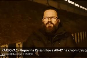 Novinar u Hrvatskoj bez problema kupio kalašnjikov na crnom tržištu