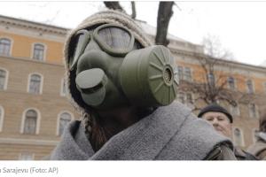 Siromaštvo jedan od glavnih problema zagađenja vazduha na Balkanu