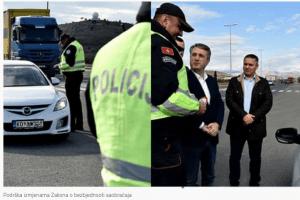 I Nuhodžić za uvođenje auto-kamera: Cilj sačuvati živote građana