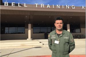 Pilot Vojske Crne Gore : Naša zemlja je najljepša iz vazduha
