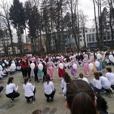 U Bijelom Polju obilježen je Svjetski Dan djece oboljele od raka