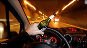 Mladić pijan bježao od policije, kažnjen 300 eura i 30 dana zatvora