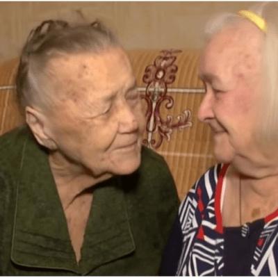 Sestre razdvojio rat, ponovo se susrele nakon 78 godina