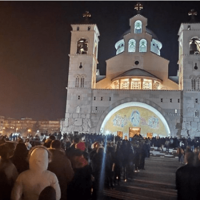 Policija neće obezbjeđivati litije, odgovornost snosi crkva