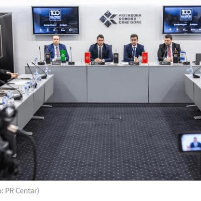 """""""100 najvećih u Crnoj Gori 2020"""" motiviše privredne subjekte na nove poslovne uspjehe"""