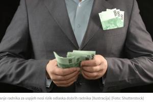 POSLODAVCI NISU SPREMNI DA ZARADU PODIJELE SA ZAPOSLENIMA – Raste profit preduzeća, a radnicima mrvice