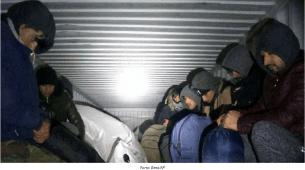 Uhapšeni zbog krijumčarenja više od 140 migranata