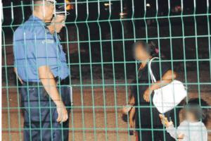 NASTAVAK POLICIJSKE AKCIJE Gužva kod sudije, manje prosjaka na ulici