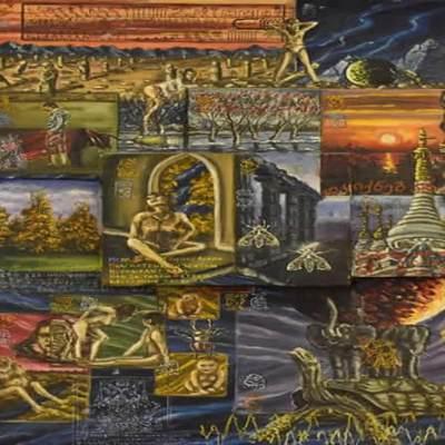 "Izložba ""Slike duše"" Autsajder art centra iz Bara"