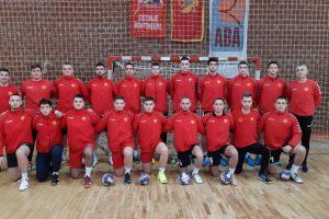 Mladi rukometaši Rudara na pripremama kadetske reprezentacije za Mediteranske igre