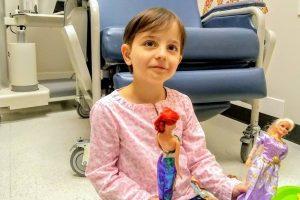 Hrabra djevojčica izgubila bitku: Preminula Selena Mandić