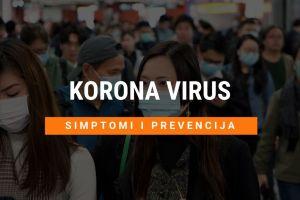Kako se prenosi koronavirus i kako se zaštititi