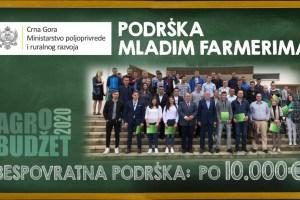 Mladim farmerima bespovratno 10.000 eura
