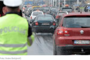 Bijelo Polje: Devet vozača u zatvoru zbog korišćenja droga