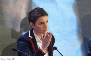 Srbija: Brnabić najavila moguće zatvaranje škola