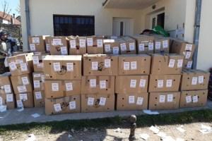 Brčvak nastavlja humanu misiju: Obezbijedio 1320 paketa pomoći crnogorskim porodicama