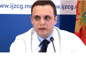 Kujović: Još četiri pacijenta iz KCCG oporavljena od koronavirusa
