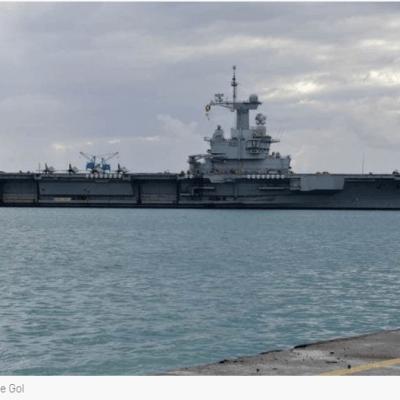 Inficirano 668 pomoraca -Trećina mornara na francuskom nosaču aviona pozitivna na koronavirus
