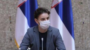 Brnabić: Nećemo zatvarati granice za crnogorske građane, naši ne bi trebalo da idu gdje su nepoželjni