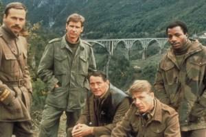 Most na Đurđevića Tari: Harison Ford na mostu snimao kadrove filma Sila sa Navarona