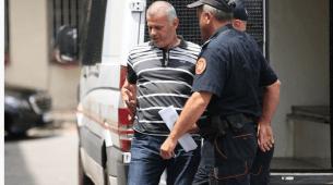 Nakon ukazane ljekarske pomoći, Radulović vraćen u Istražni zatvor