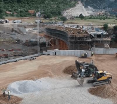 Video: Pogledajte kako teku radovi na auto-putu Bar – Boljare