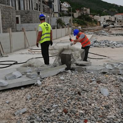 Sin Vesne Medenice ostao bez privatne plaže