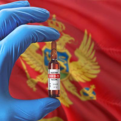 Region: U Crnoj Gori najveći broj aktivno oboljelih na 100 hiljada stanovnika