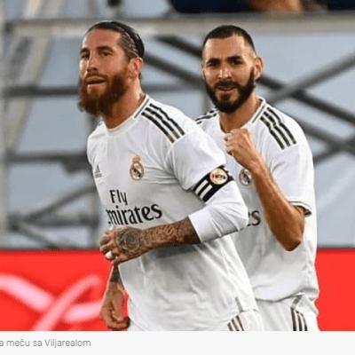 Real Madrid prvak Španije
