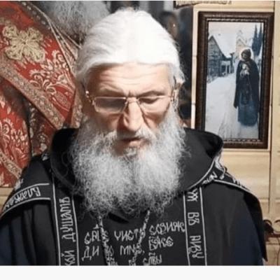 Raščinjen ruski monah koji negira opasnost od koronavirusa