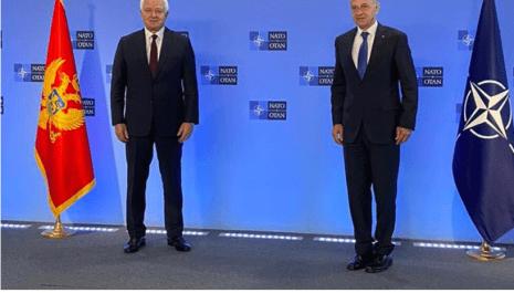 """Marković u Briselu: """"Stabilnost Zapadnog Balkana strateški NATO interes"""""""