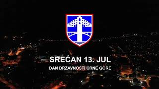 POGLEDAJTE vatromet povodom Dana državnosti Crne Gore