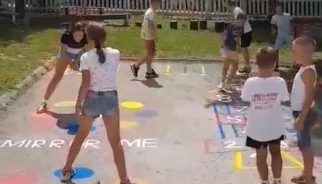 Mališani dobili poligone za igru
