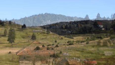 Crnom Gorom: Mataruge, Vukovo Brdo – Divlja ljepota